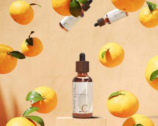 Favorite face serum with vitamin C Nanoil